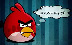 Are you angry?